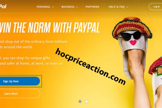 Hướng dẫn mở tài khoản Paypal chi tiết và mới nhất 2020