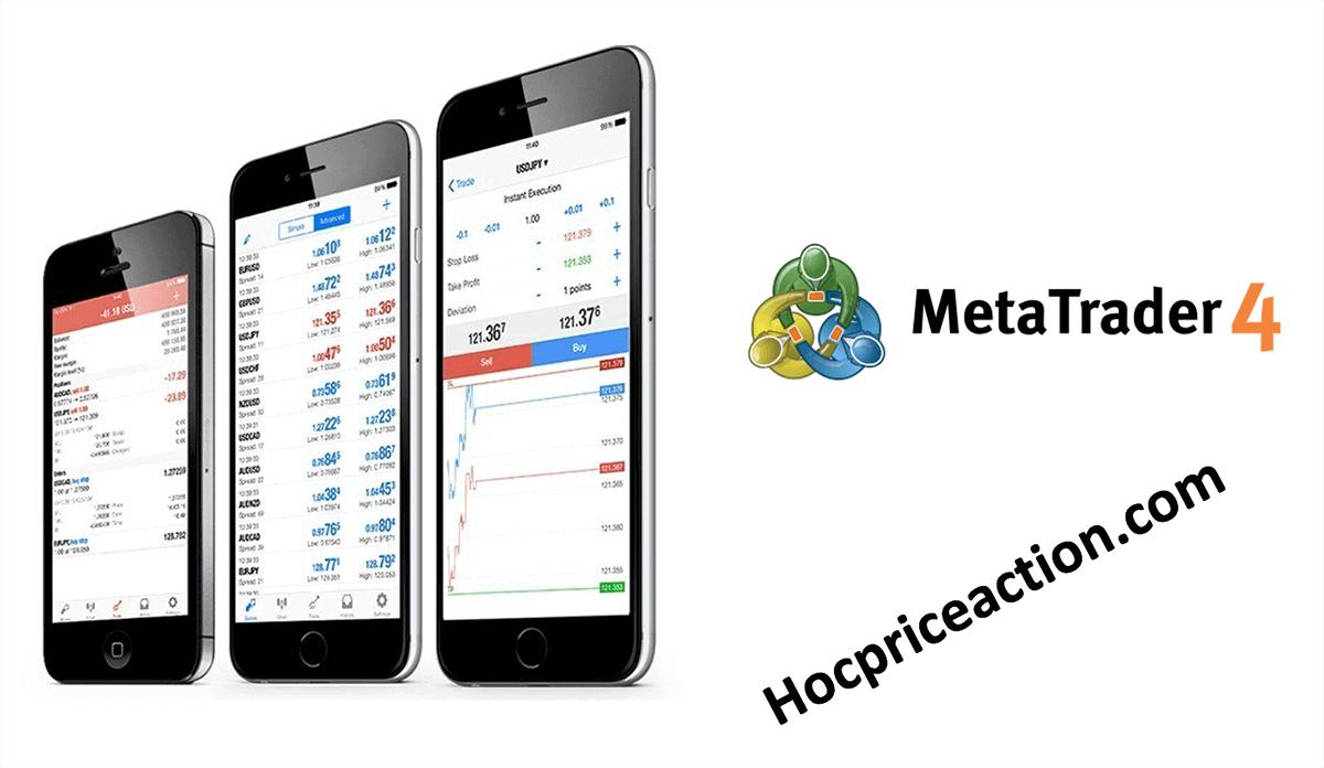 Hướng dẫn tải, cài đặt và sử dụng MT4 trên điện thoại chi tiết nhất